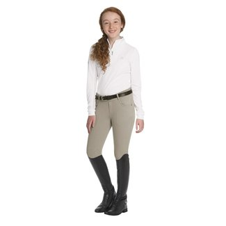 Ovation Ovation Kids Euro Melange Classic Knee Patch Tight
