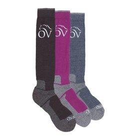 Ovation Ovation Ladies Merino Wool Winter Sock