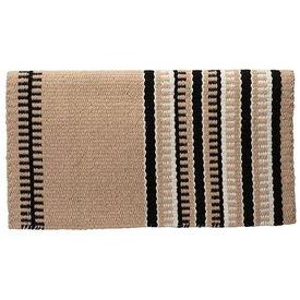 "Weaver Leather Weaver Reversible 100% New Zealand Wool Saddle Blanket 34"" x 38"""