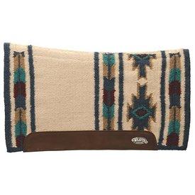 Weaver Leather Weaver Flex Contour Wool Blend Felt Saddle Pad