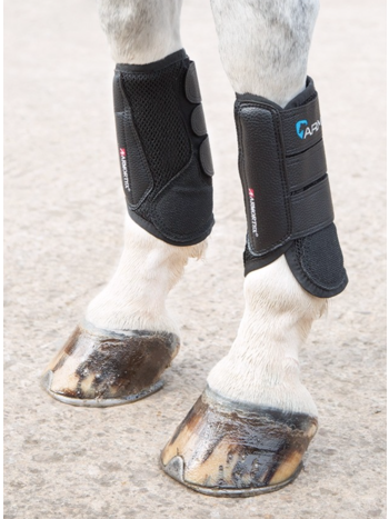 Shires Shires Arma Air Motion Black Cross Country Front Boots ZZZZZ