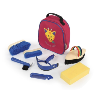 Shires Shires Tikaboo Kids Grooming Kit Bag