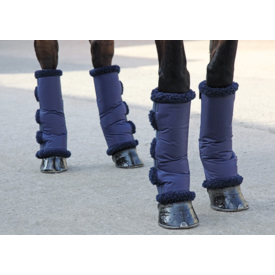 Shires Shires Short Fleece Lined Travel Boots