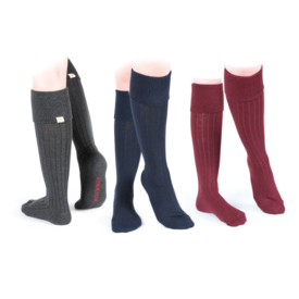 Shires Shires Aubrion Adult Cottonwood Boot Socks