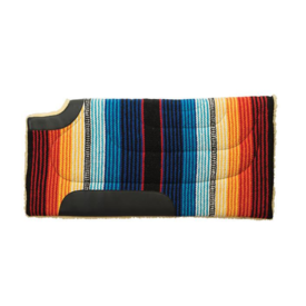 Weaver Leather Weaver Cut Back Acrylic Saddle Pad