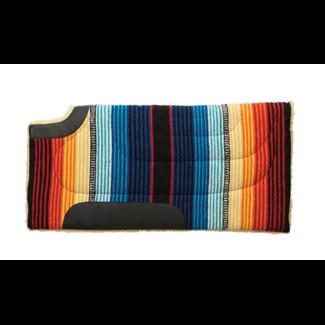 Weaver Leather Weaver Cut Back Acrylic Saddle Pad