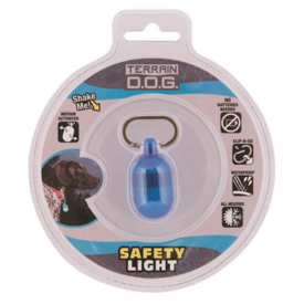 Terrain D.O.G. Terrain Dog Blue Motion Safety Light