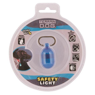 Terrain D.O.G. Terrain Dog Blue Motion Safety Light