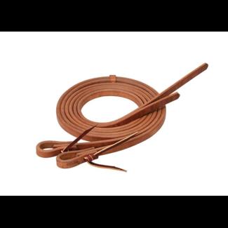 "Weaver Leather Weaver Pony Single-Ply Extra Heavy Harness Split Reins 5/8"" x 6'"