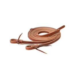 """Weaver Leather Weaver Canyon Rose Extra Heavy Harness Split Reins 5/8"""" x 7'"""