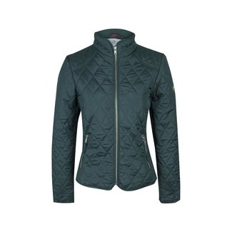 PC RACEWEAR PC Racewear A Little Bit Racey Quilted Jacket