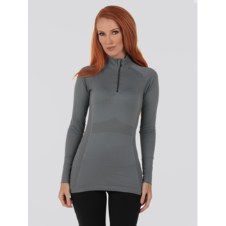 Anique Anique Women's Signature Quarter Zip Shirt