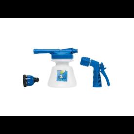 eZall eZall Complete Starter Bath Kit, Blue