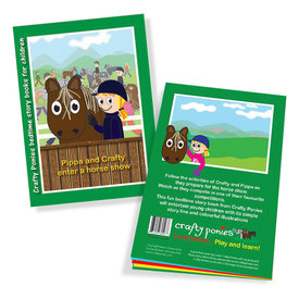 Crafty Ponies Crafty Ponies Story Book