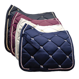 Back on Track Back On Track Nights Collection Dressage Saddle Pad
