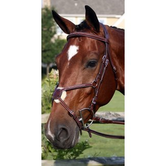 Nunn Finer Nunn Finer Milano Figure Eight Bridle
