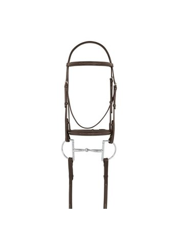 Camelot Camelot Fancy Stitched Padded Bridle