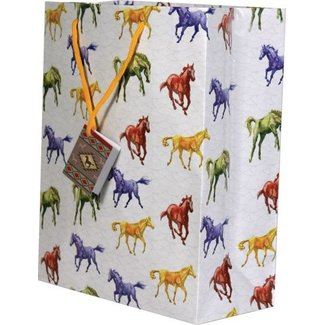 Medium Sized Horse Print Gift Bags