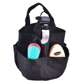 Showman Showman Nylong Grooming Tote with Mesh Bottom