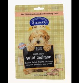Stewart Stewart Pro-Treat Dog Treats Freeze-Dried Wild Salmon 2.4 oz.