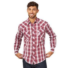 Wrangler Wrangler Men's Fashion Snap Shirt