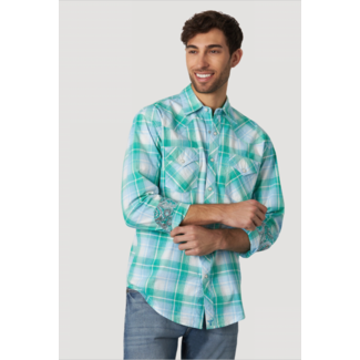 Wrangler Wrangler Men's 20X Competition Advanced Comfort Long Sleeve Shirt