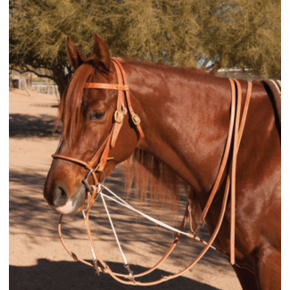 Professionals Choice Professional's Choice German Martingale with Split Reins