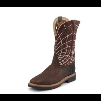 Justin Boots Justin Boots Derrickman Comp Toe