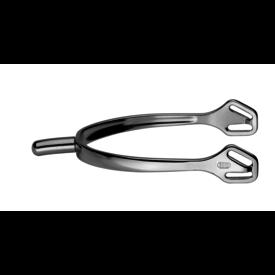 Herm Sprenger Herm Sprenger Ultra Fit 25 mm Rounded Neck Stainless Steel Spurs