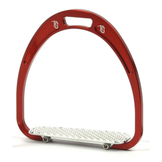 Tech Stirrups Tech Stirrups Rome Jockey Racing 3 1/2 Irons