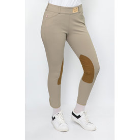 The Tailored Sportsman The Tailored Sportsman 1964 Ladies' Trophy Hunter Breech Mid Rise Side Zip