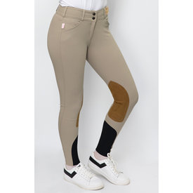 The Tailored Sportsman 1927 Ladies TS Boot Sock Breech Low Rise Front Zip