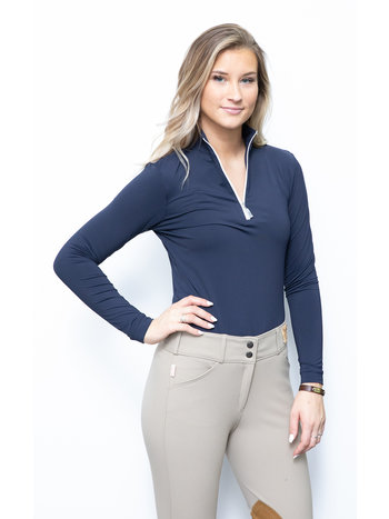 The Tailored Sportsman The Tailored Sportsman Icefil Long Sleeve Sun Shirt