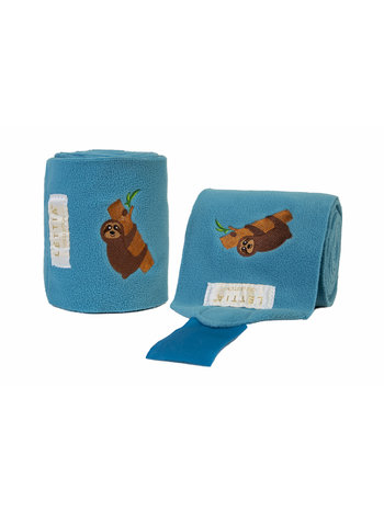 Lettia Lettia Sloth Polo Wraps