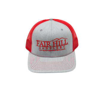 Fair Hill Saddlery Snap Back Hat