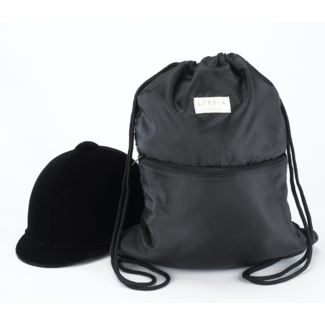 lettia Lettia Helmet Drawstring Bag
