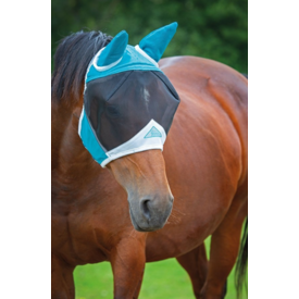 Shires Shires Fine Mesh Fly Mask With Ears