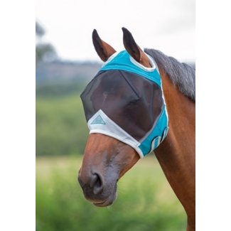 Shires Shires Fine Mesh Fly Mask Without Ears