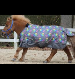Showman Showman Mini/Pony 1200D Waterproof 300g Turnout Heavy Blanket