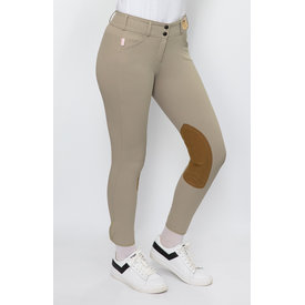 The Tailored Sportsman The Tailored Sportsman 1963 Ladies' Trophy Hunter Breech Mid Rise Front Zip
