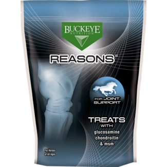 Buckeye Buckeye Nutrition Reasons Joint Support Treats 4 lbs.
