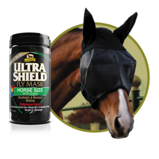 Absorbine Absorbine Ultrashield Fly Mask With Ears