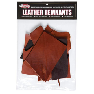 Weaver Leather Weaver Leather Remnants 1 Pound Bag