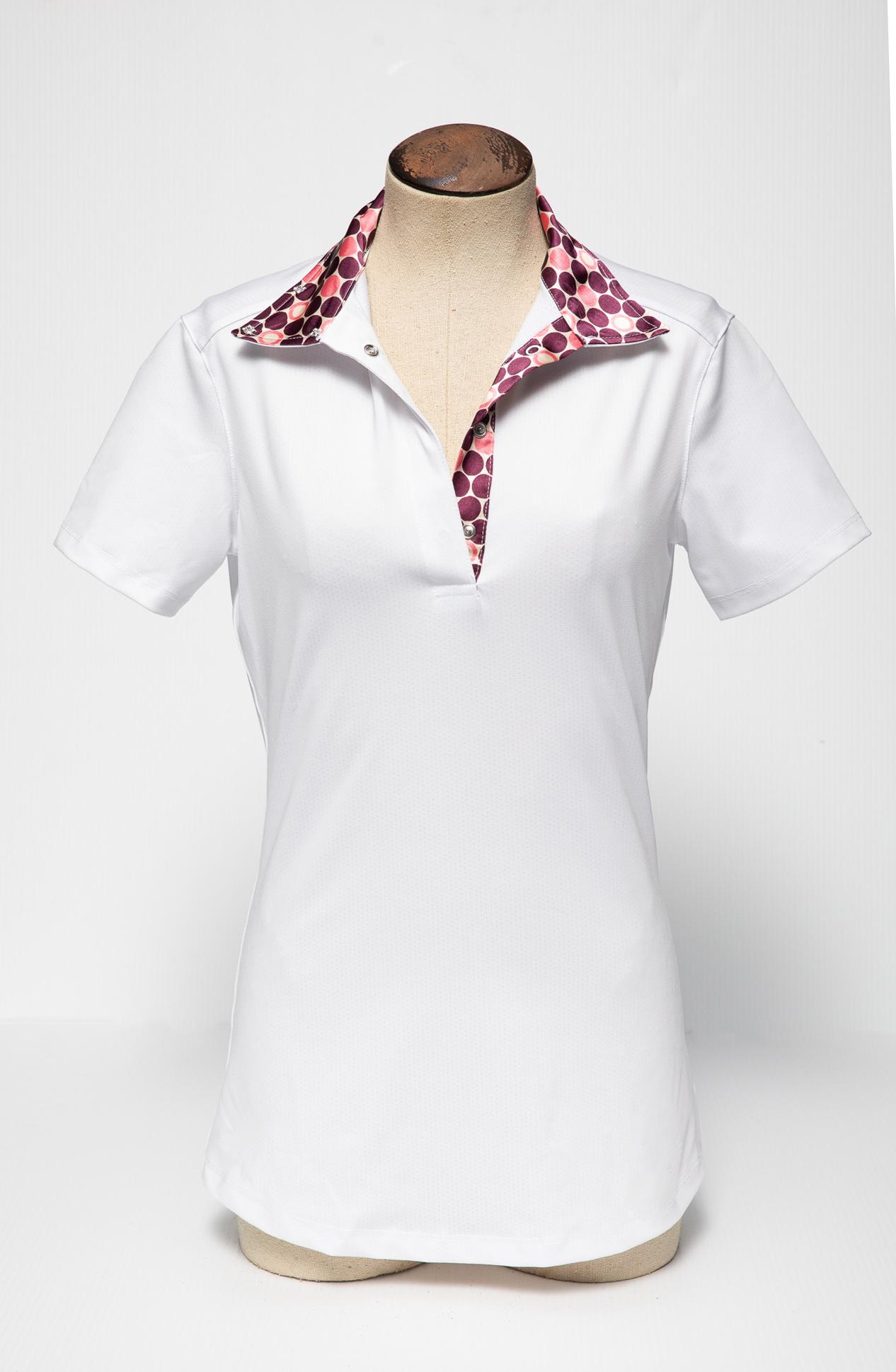 Tailored Sportsman Short Sleeve Show Shirt