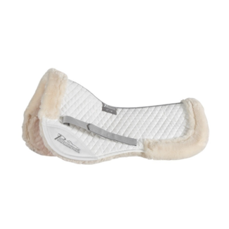 Shires Shires Perfomance Synthetic Suede Half Pad
