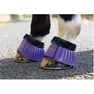 Shires Shires Arma Fleece Trimmed Over Reach Boots