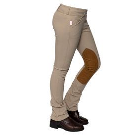 The Tailored Sportsman The Tailored Sportsman 3962 Girls' Trophy Hunter Low Rise Side Zip Jod