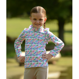 Belle & Bow Belle & Bow Kids Long Sleeve Sunshirt