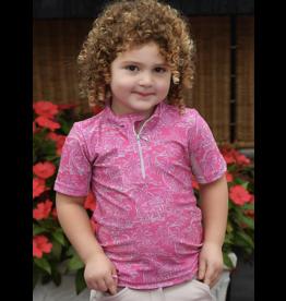 Belle & Bow Belle & Bow Kids Short Sleeve Sunshirt