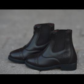 Belle & Bow Belle & Bow Kids Zip Paddock Boots
